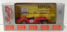 Voitures miniatures de tourisme rouge Ferrari 1:43