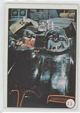 1966 Topps Bat Laffs #11 Batman Robin Non-Sports Card 1a3