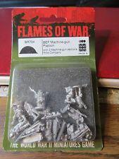 Flames of War - British - BEF Machine-Gun Platoon