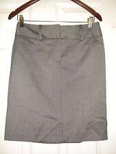 ladies 4P 4 Petite skirt knee length pencil apt 9 apartment tweed pattern New