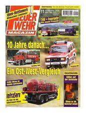 Feuerwehr Magazin - Ausgabe Nr. 11 - 11.1999 - Zustand: 1   #4557#