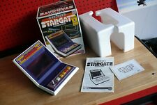 New ListingEntex Stargate Vintage Electronic Handheld Tabletop Arcade video game Awesome