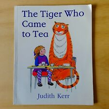 The Tiger who came to Tea by Judith KERR - Used - Paperback