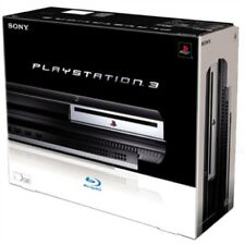 PLAYSTATION 3 console BLACK ** 60gb ** CIB