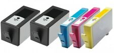 5PK For HP 920XL Combo Ink Cartridge For HP OfficeJet 6000 6500 6500A 7000 7500