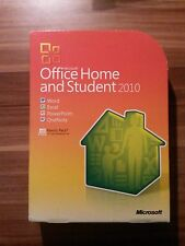 Microsoft Office 2010 Home and Student / Vollversion / BOX / Englisch / English