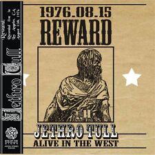 JETHRO TULL - Reward: Live in Los Angeles, CA 1976 (mini LP / 2x CD) SBD too old