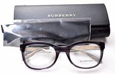 a3e74869d209 Burberry B2213 3544 Dark Grey Gray Eyeglass Glasses Frames 53-20-140