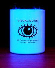 Superior Quality Fluorescent Glow UV Colour Pigment Blacklight U.V Paint Powder