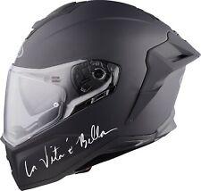 Auto Aufkleber La vita è bella Helm aufkleber 20cm Tuning Motorsport Motorrad