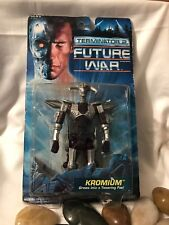 "Vintage Terminator 2 Future War KROMIUM 6"" Action Figure"