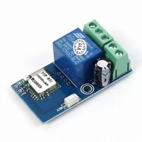 Wifi Relay Switch Module Low Power Inching Mode Mobile Remote Timing Control
