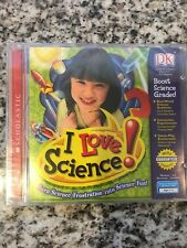 Scholastic DK Learning Software Games - I Love Science - PC / Mac Ages 6-11
