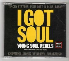 (HC70) Young Soul Rebels, I Got Soul - 2009 DJ CD
