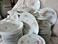 Service de table Complet « roses 1900» Porcelaine fine ROSENTHAL estampillée RO