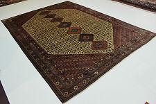 nomades rizbaf yalame très fine pièce unique PERSAN TAPIS d'Orient 4,22 x 3,06