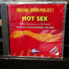 Virtual Audio Project – Hot Sex - Issue 08 CD 1996 Cybertracks Records  NM