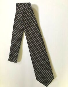 BROOKS BROTHERS | Men's Navy Polka Dot 100% Silk Necktie 👔  Free Shipping!
