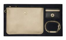 TOMMY HILFIGER Pouch Giftset Gold Black
