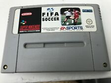 SNES FIFA International Soccer - PAL