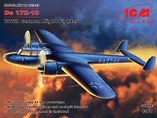 ICM 1/72 Dornier Do 17Z-10 Segunda Guerra Mundial German Night Fighter # 72303