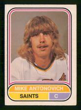 MIKE ANTONOVICH 75-76 WHA  O-PEE-CHEE WHA 1975-76 NO 111 EX  23349