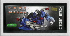 Transformers KFC EAVI METAL Citizen Stack Ultra Magnus 2nd Run in USA NOW!!