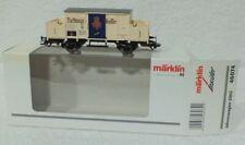 "Marklin SPECIAAL 46074 INSIDER jaarwagen 2002 ""Dalmayr kaffee"" superdetail kortk"
