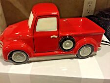 Scentsy SPECIAL DELIVERY Warmer BNIB 2016 Special Edition SOLD OUT Red Truck