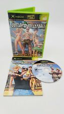 Outlaw Volleyball (Microsoft Xbox, 2003) With Manual