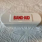 Plastic Johnson & Johnson Band Aid Bandage Container Holder Organizer Box