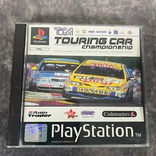 TOCA Touring Car Championship ps1 Playstation 1 PAL Game komplett Black Label