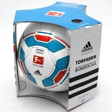 ADIDAS Match Ball Torfabrik [lega federale 2011-2012] CALCIO. Germania. OMB