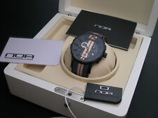 N.O.A. NOA CHRONOGRAPH WATCH / RACETRACK COLLECTION / GRT 004 INDY #060 / 200