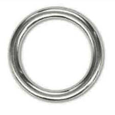 "Solid Ring 1-1/4"" 10 Pack New 1182-10 Tandy Leather Craft"