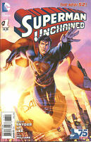 Superman Unchained #1   Brett Booth Variant  Cover    Snyder  Lee