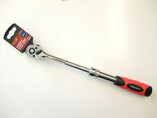 "3/8"" Dr. extendable socket ratchet handle wrench 22cm - 32cm CR-V  extension"