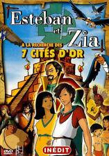 17198 //ESTEBAN ET ZIA A LA RECHERCHE DES 7 CITES D'OR EDITION DIGPACK COLLECTOR