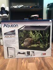Aqueon Ascent Framesless Aquarium Kit 10