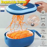 11 in1 Kitchen Assist Slicer Vegetable Cutter Potato Onion Carrot Grater