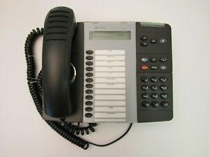 Mitel 5312 IP Phone 50005847 Black w/ Handset 20-4