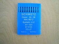 Nähmaschinennadel Schmelz System B-27