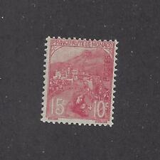 MONACO - B4 - MH - 1919 - VIEW  OF MONACO