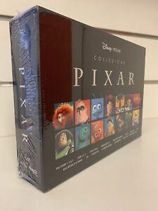 Disney PIXAR Collezione 19 film BLU RAY edizione italiana fuori catalogo NUOVO
