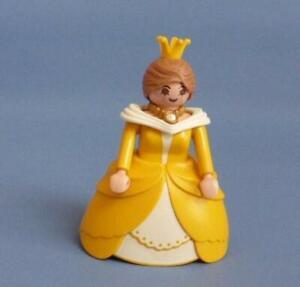 5812 Bride Blonde Hair Wedding Dress Flower Boque Playmobil New Figure