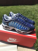 Nike Air Max Tailwind IV Men's Size 7.5 AQ2567-401 Blue Void/University Blue