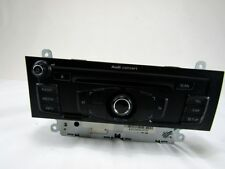 8T1035186P AUTORADIO CONCERT AUDI A4 2.0 105KW 5P D AUT (2011) RICAMBIO USATO (N