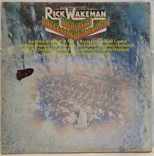 RICK WAKEMAN- vintage vinyl LP - Journey To The Centre Of The Earth - gatefold