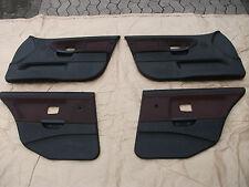 BMW E36 Touring Türverkleidung Türpappen Seitenverkleidung Boa Boa vorne hinten
