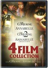 Annabelle 4 Film Collection [New DVD] Boxed Set, UV/HD Digital Copy